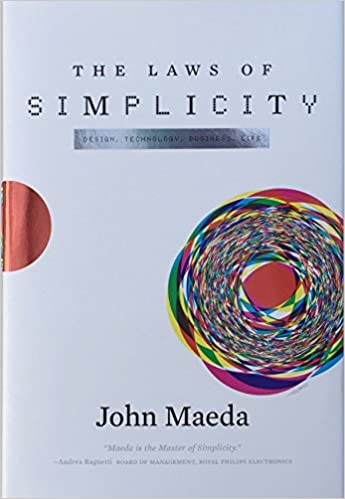 The Laws of Simplicity Book Cover