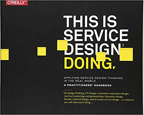 This is Service Design Doing Book Cover